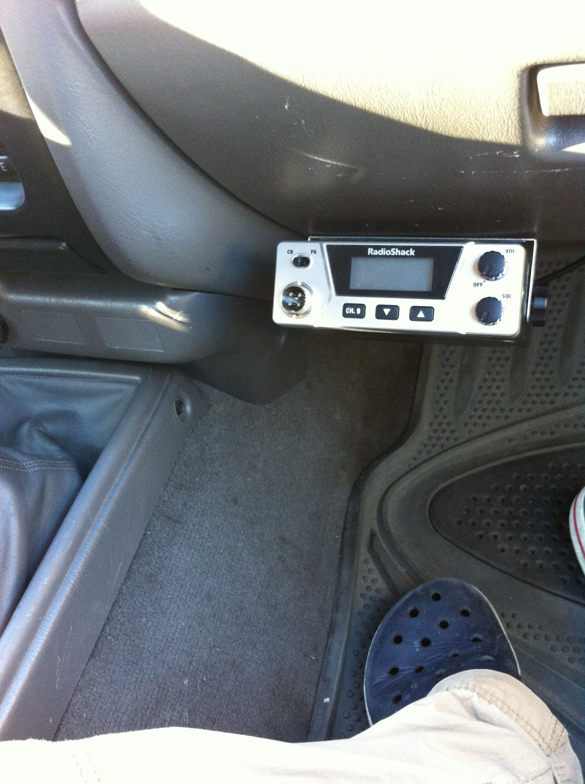 Picture of Mount Your Radio...