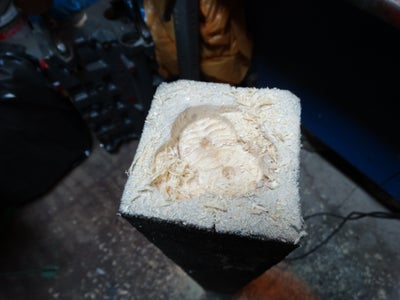 Preparation of Wood Blocks
