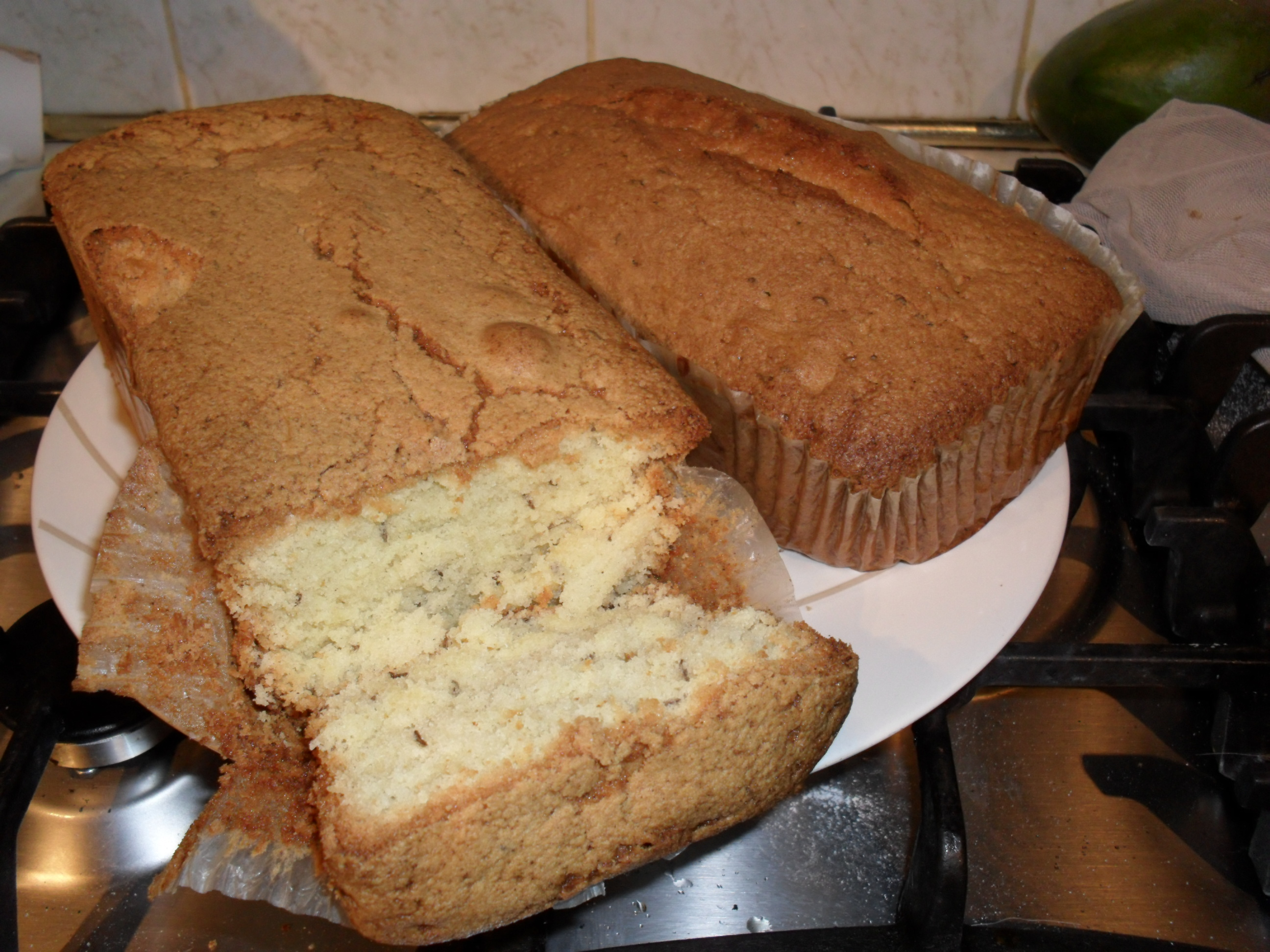 Picture of Bilbo's Carroway Seed Cake (Old Biggs Family Recipe)