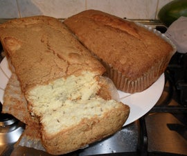 Bilbo's Carroway Seed Cake (Old Biggs family Recipe)