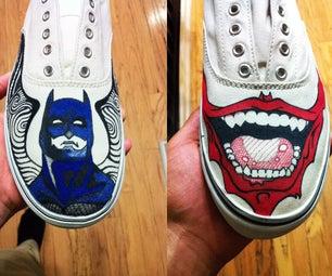 Canvas Shoes!