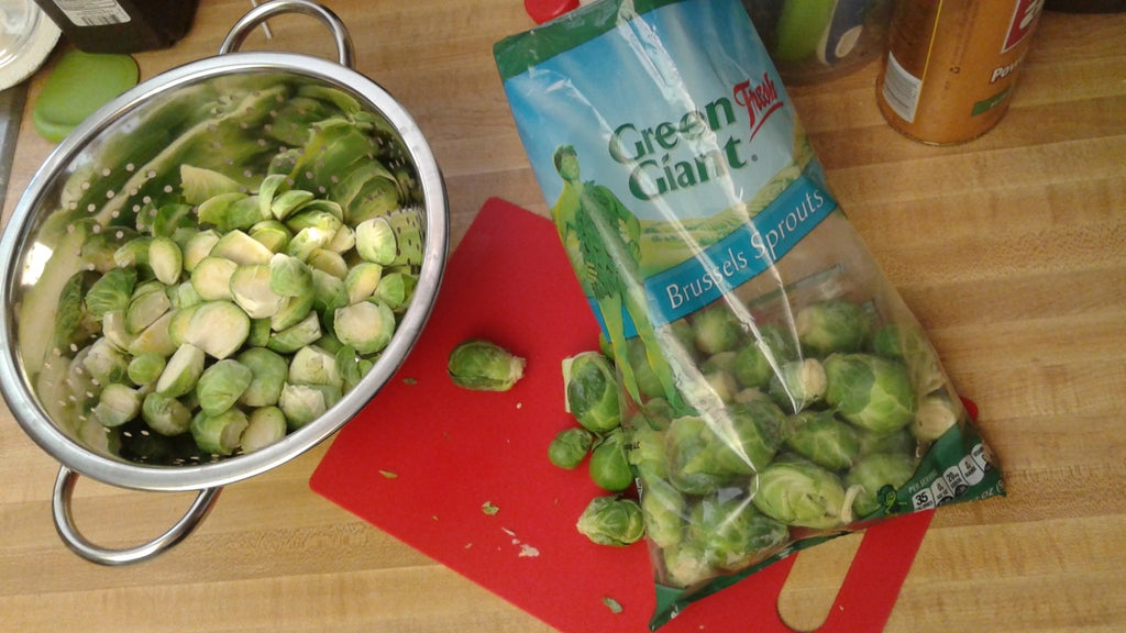 Toddler Approved Brussels Sprouts: 6 Steps
