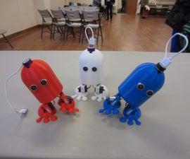ICBob - A Bob Inspired Biped Robot