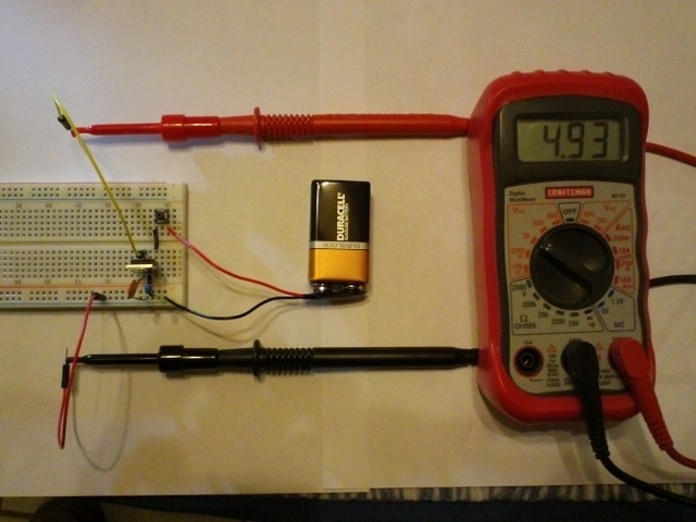 Picture of The Voltage Regulator