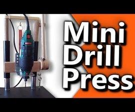 How to Make Mini Drill Press