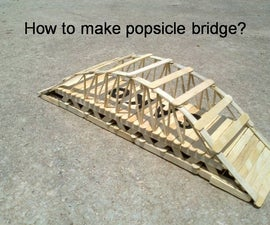 SAKO Popsicle Bridge