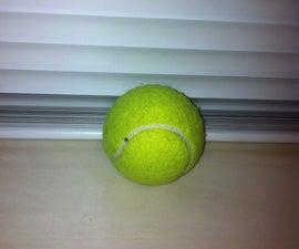 Secret Tennis Ball Compartment