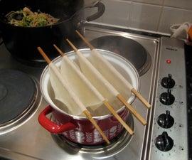 Reheating Mandarin Pancakes