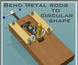 Metal Rod Bender