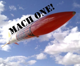 Supersonic Rocket - Mach My Day!