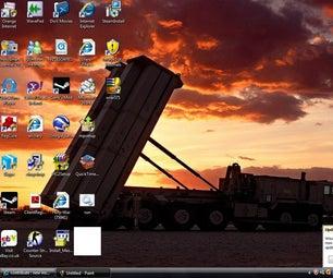 How to Launch Websites From Your Desktop!