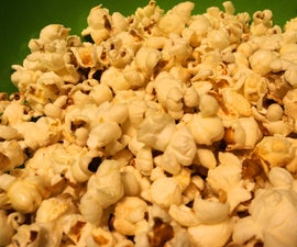 How to make [Perfect] Homemade Popcorn