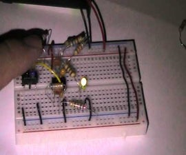 DIY Heart Rate Monitor with TCRT5000L and LM358