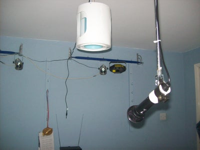 Microphone Ceiling Mount