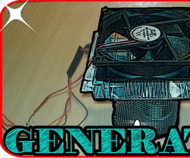 How to Make Thermoelectric Generator at Home Plans