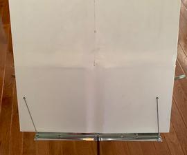Folding, Portable Whiteboard