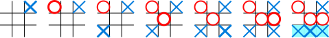 Picture of Search Tic-Tac-Toe on Google