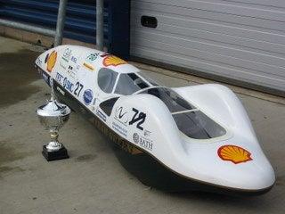 Building an Electric Racing Car