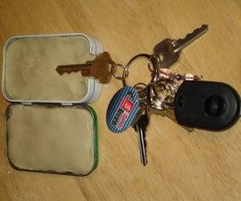 Je suis un espion: Key mold