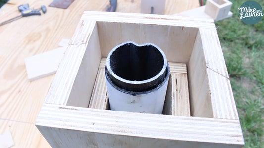 Wood Risers (Guide Blocks)