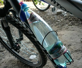 DIY 0$ Bike Bottle & Bottle Holder