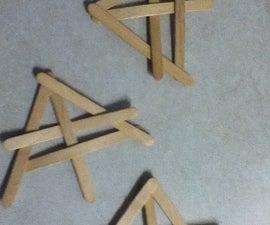Popsicle Stick Trap