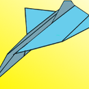 How to Make the Bottlenose Paper Airplane