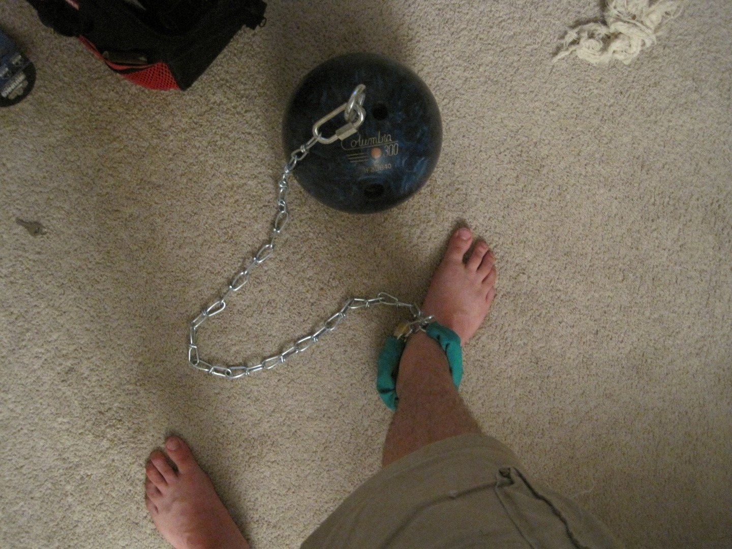 Picture of Bachelor Party Ball and Chain