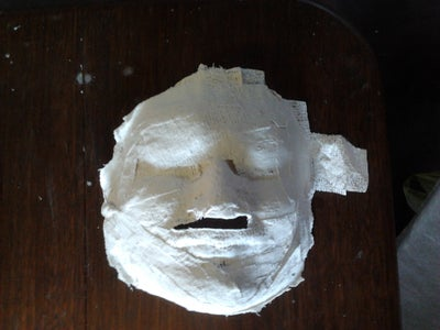 Making a Face Template.