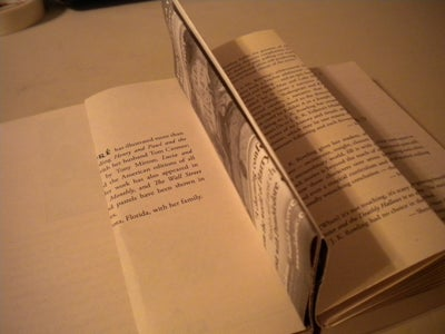 Folding the Pages