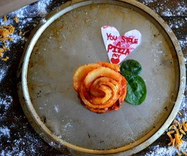 Pizza Roses