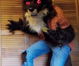 Werewolf Costume Jeans
