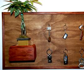 Simple Key Holder
