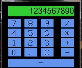 Creating a Calculator Visual Studio C#