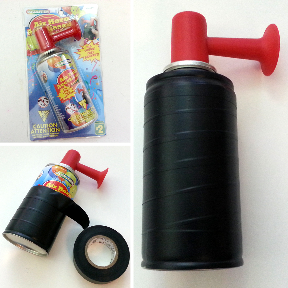 Picture of Air Horn Office Chair Prank