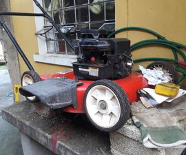 How to Service My Mower