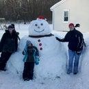 Building the Epic Snowman