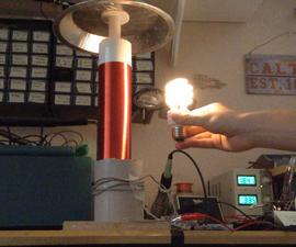 Illuminate Lightbulbs Wirelessly: DIY Slayer Exciter
