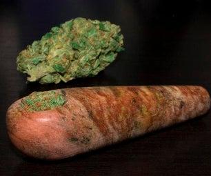 Carve a Stone Tobacco Pipe