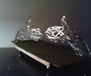 How to Chisel Aluminum Flashing Into Any Design or Sculpture
