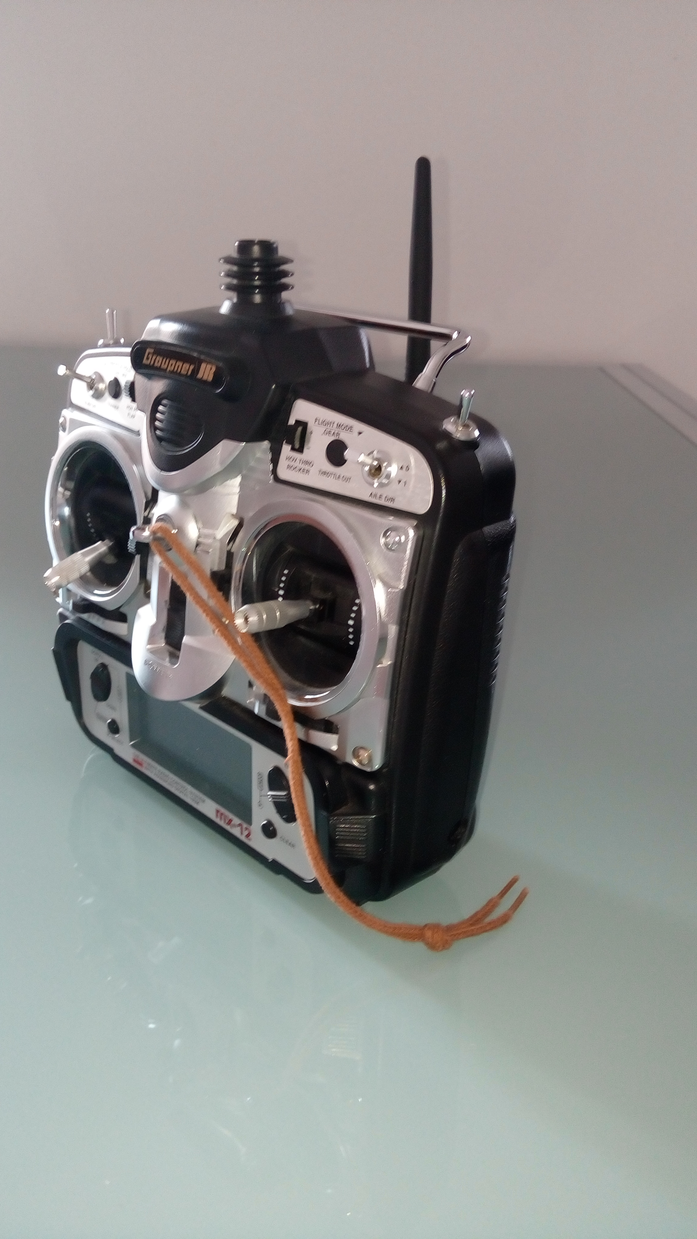 Picture of Conversion RC Transmitter to 2.4gHz With Any Module