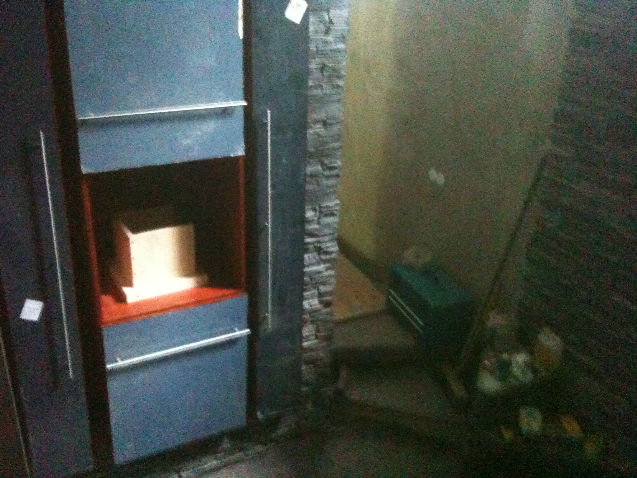 Picture of Installing the Build-in Cupboard in the Kitchen Room