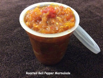 Make the Marmalade and Serve Snack