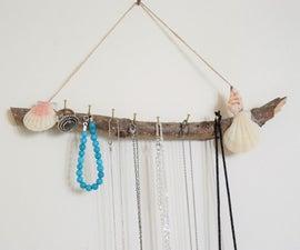 Naturalistic Jewellery Hanger