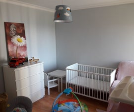 My Soon-To-Be-Born Baby's Room