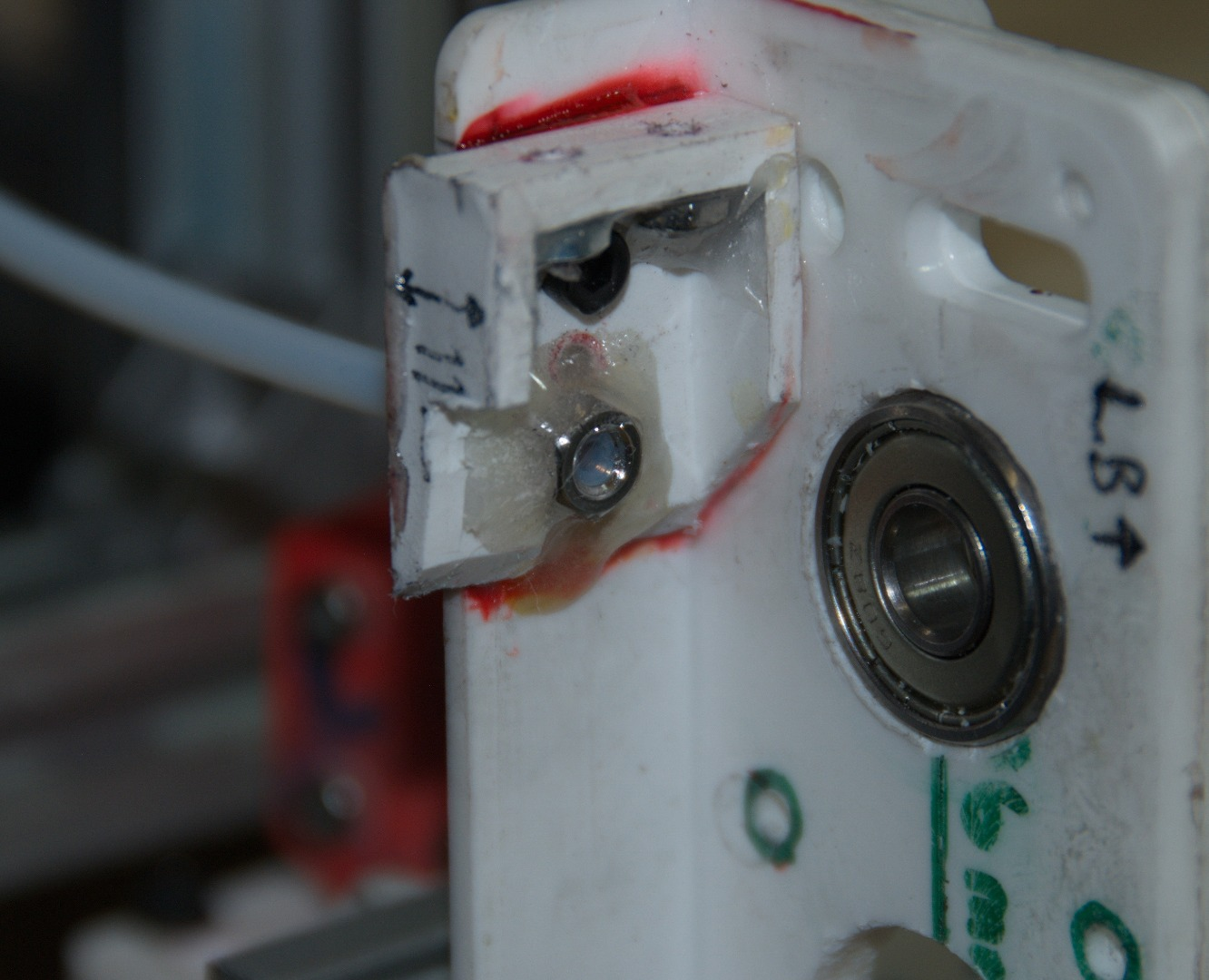 Picture of Extruder: Assembly