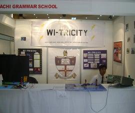 Wi-Tricity (Wireless Electricity)