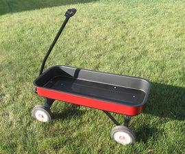 Refinish Your Old Radio Flyer Wagon