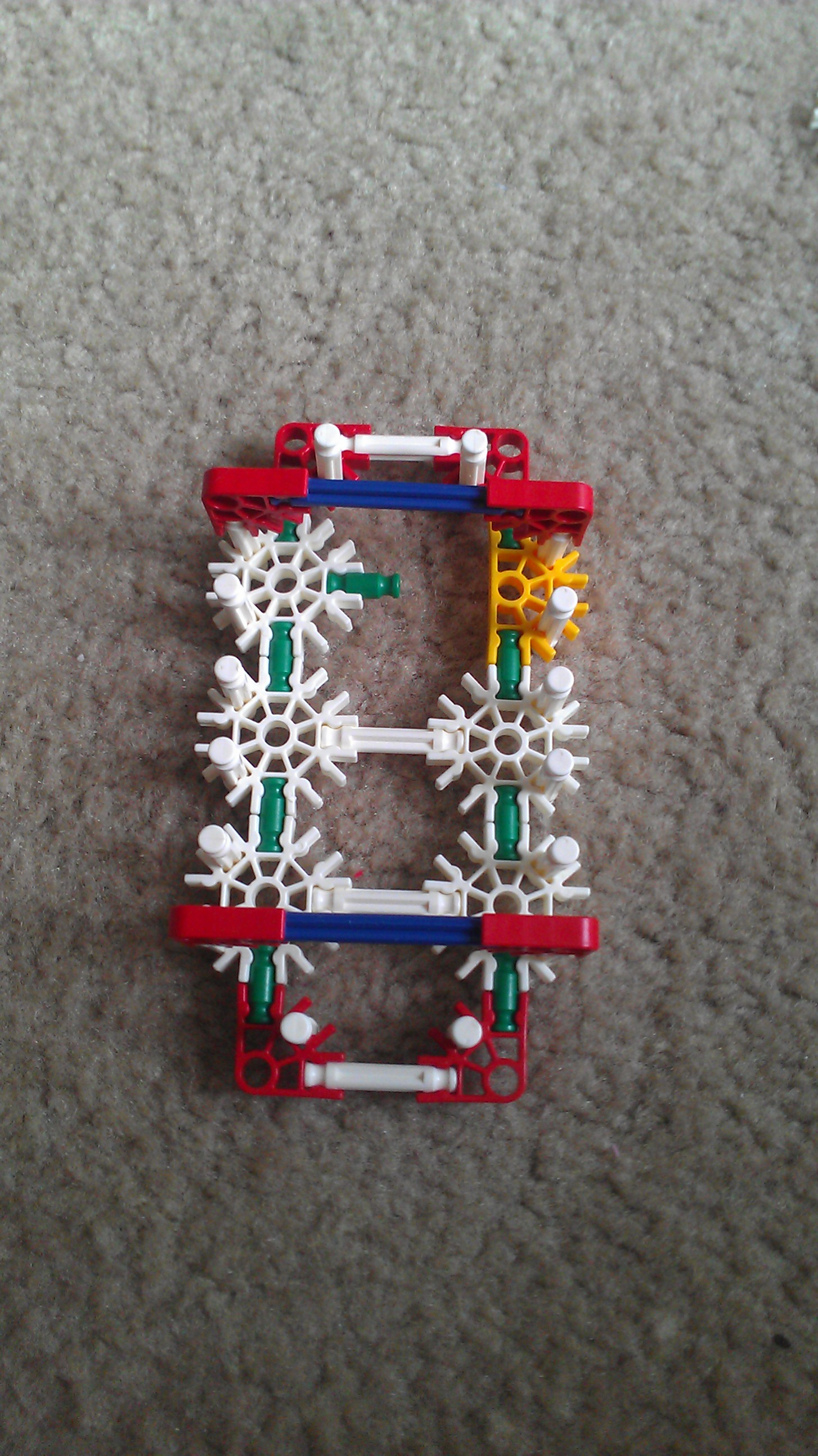 Picture of K'NEX CELL PHONE QUAD-POD