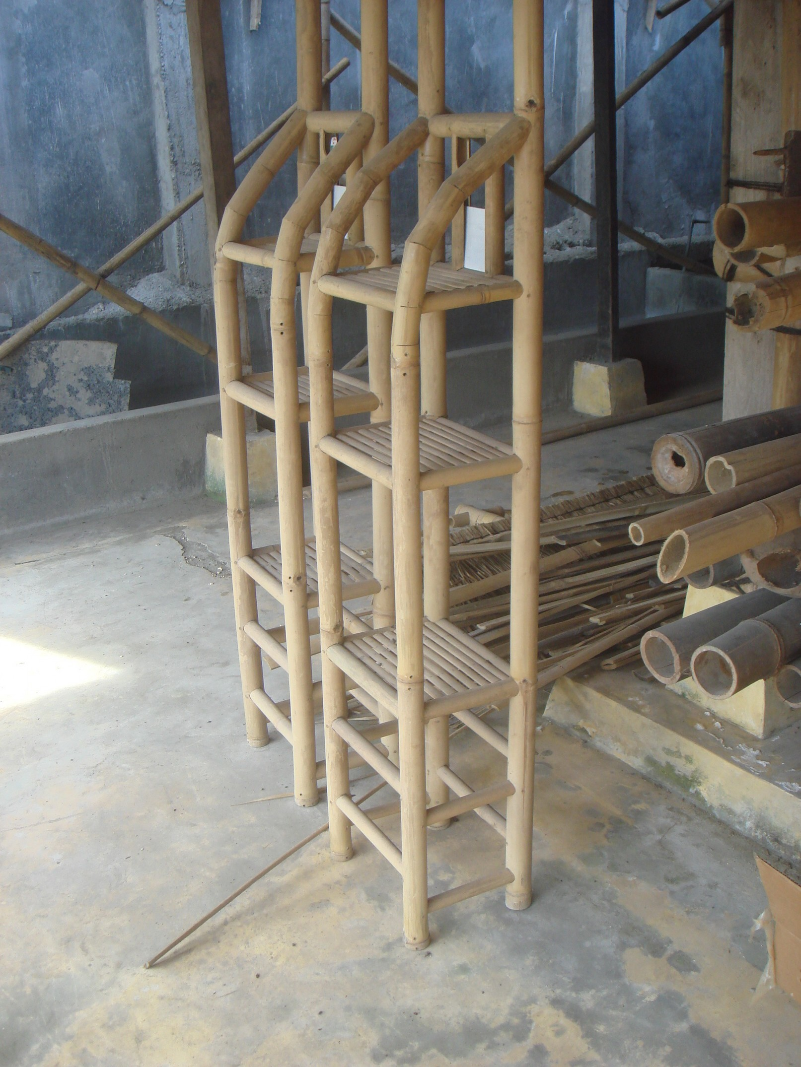 Picture of Tools and Materials.. and Some Pics From the Bamboo Shop..